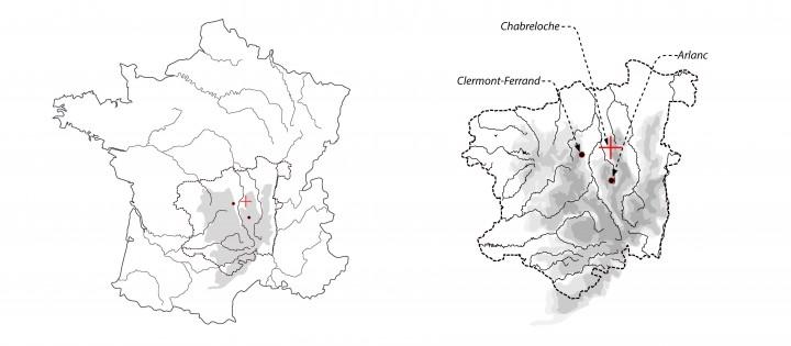 CHA - PM - localisation