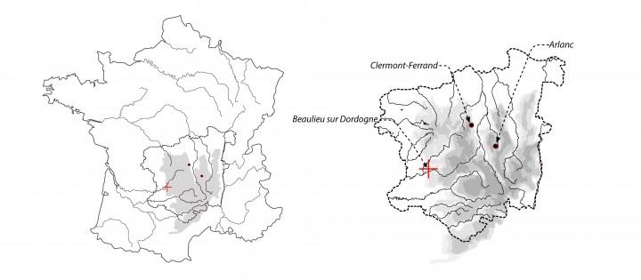 BEA - PM - localisation