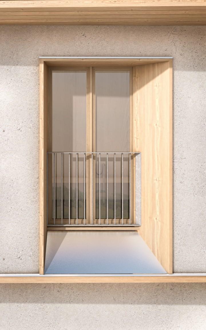 3D façade vue de face 02