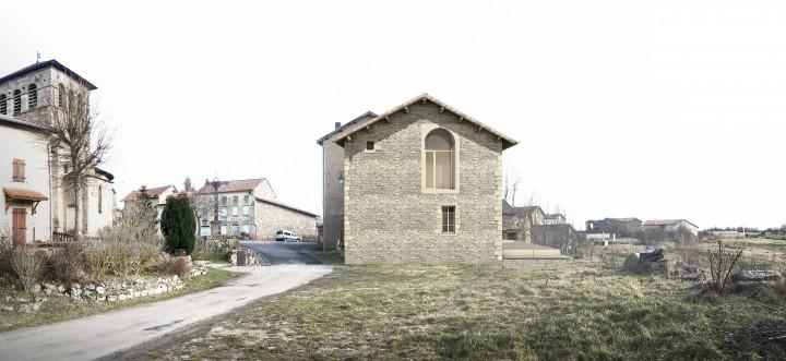 Vue-détaillée-façade-NORD-OUEST_Arche-de-biais